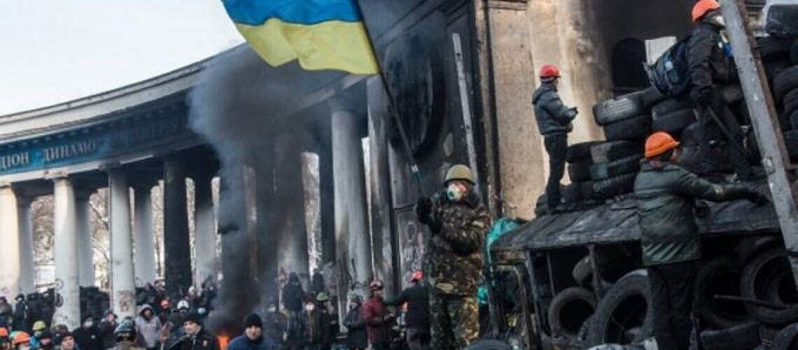 Guerra no leste da Ucrânia Getty images